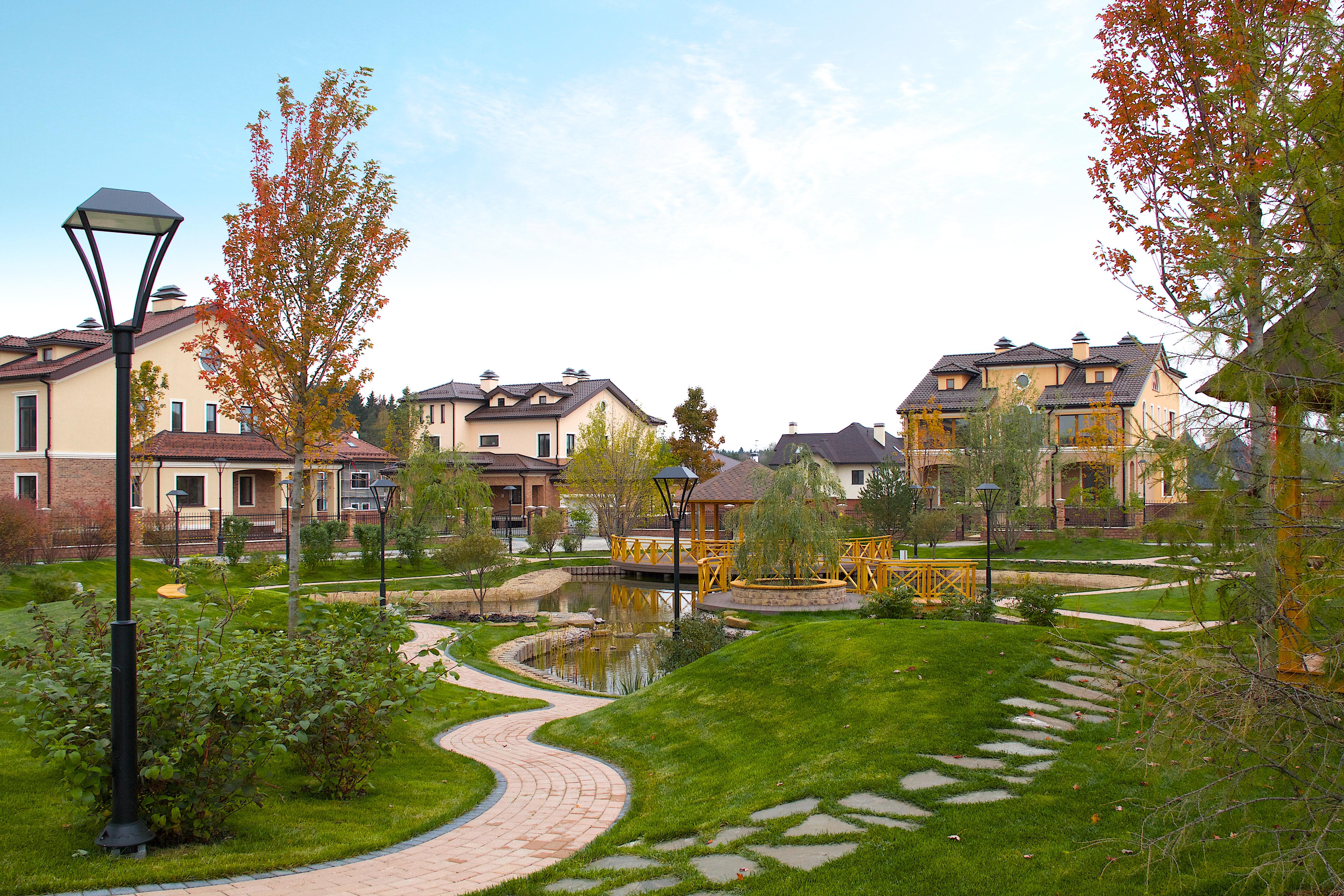 Покупатели из регионов привлекает загородная недвижимость Подмосковья