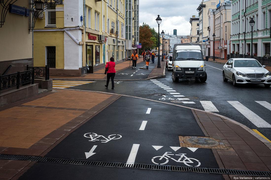 В Москве начинаются работы по программе «Моя улица»