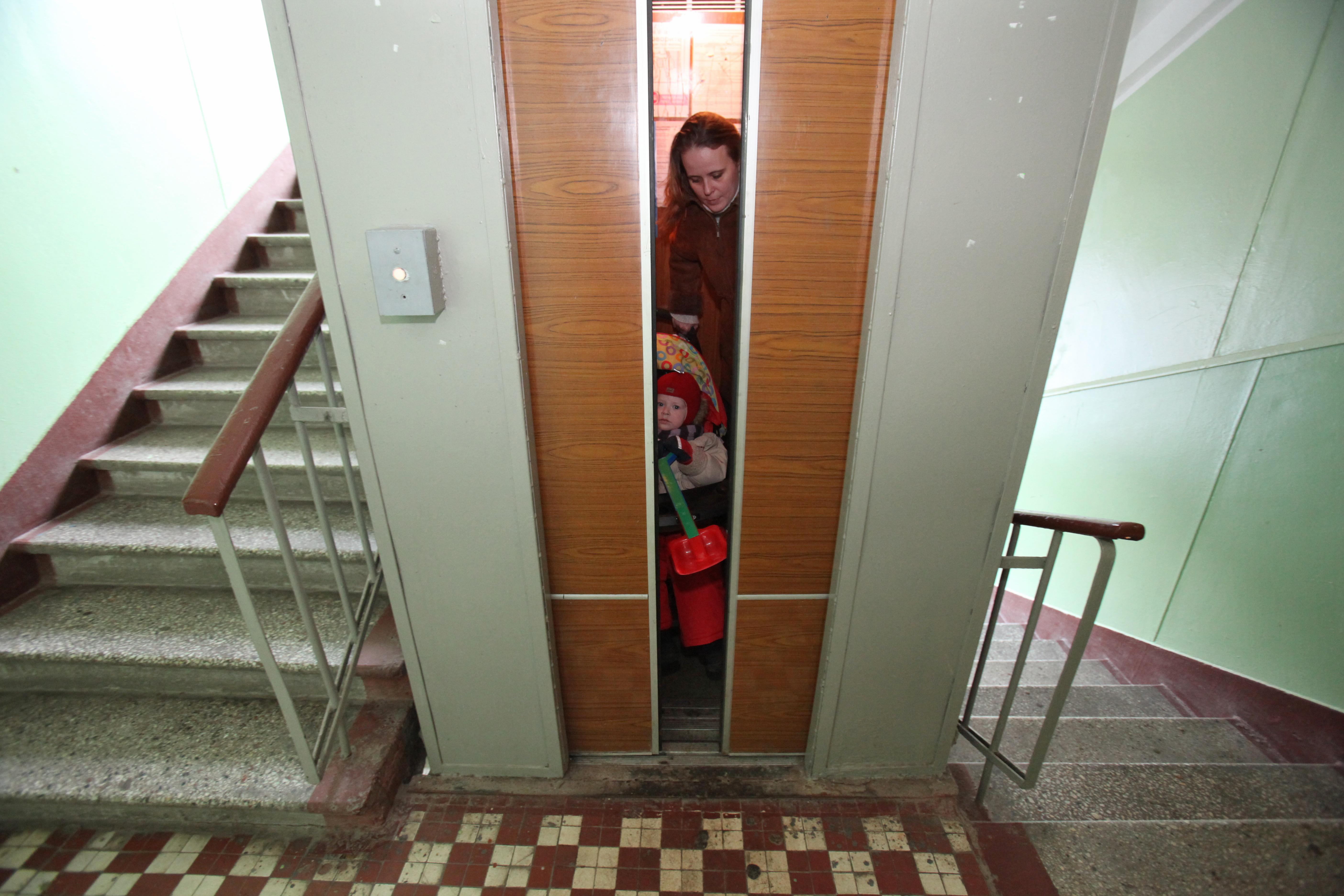 Результаты проверок московских лифтов и крыш будут доступны в интернете