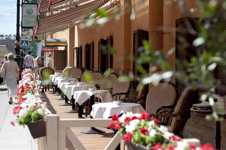 В Москве стало на четверть  больше летних кафе