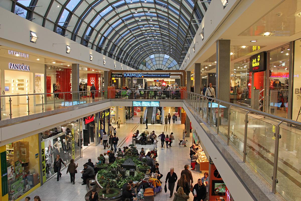 Налоговая нагрузка на торговые центры Подмосковья на 40% ниже, чем в Москве
