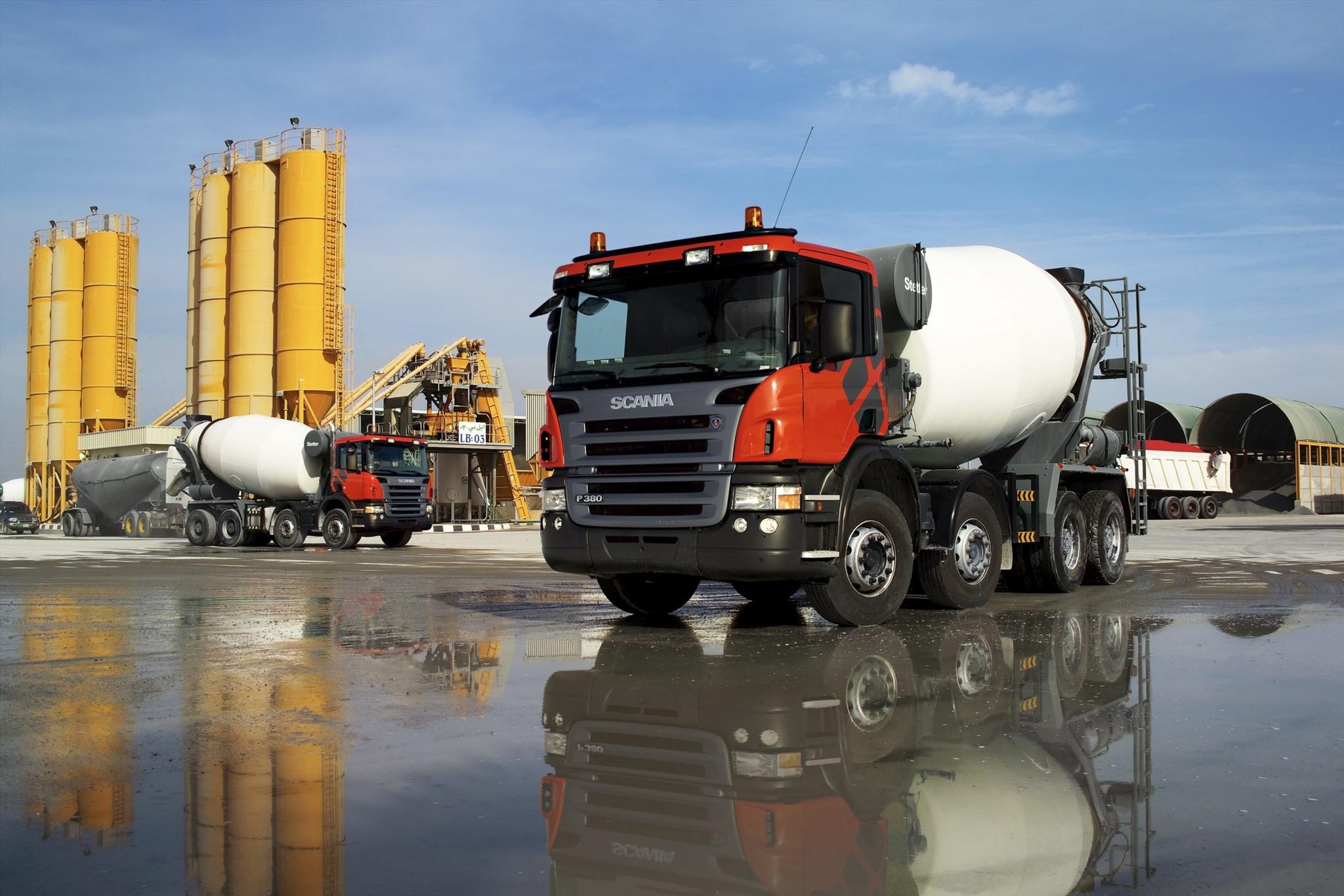 Минстрой предлагает разработать специальный бетон для Арктики