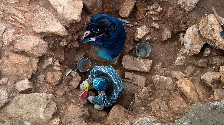 В Москве создадут карту археологических находок
