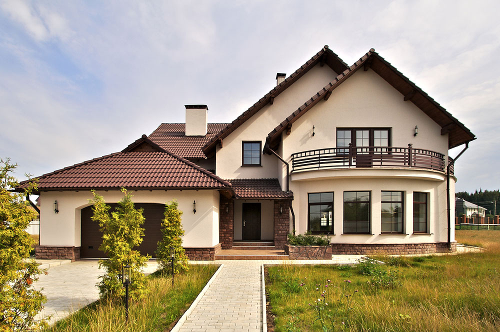 Дома в россии картинки