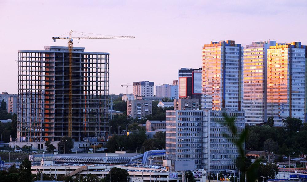 Почти миллион «квадратов» жилья возвели в Новой Москве