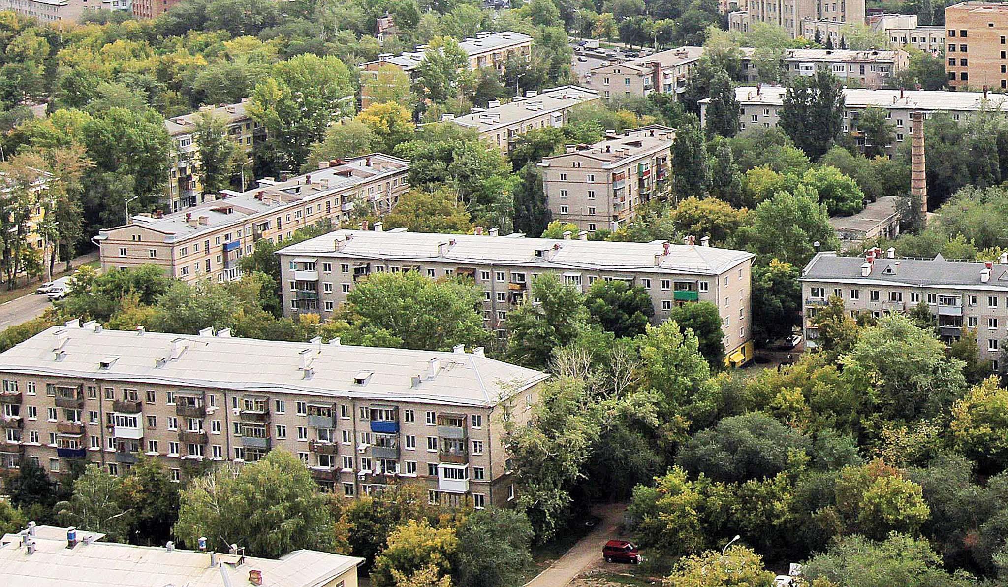 Хрущевки в Москве подешевели на 20%