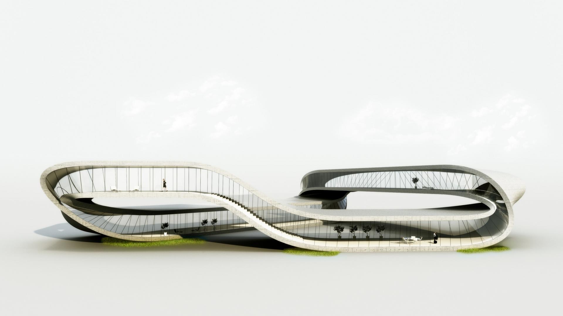 Голландский архитектор предлагает строить «бесконечные» дома