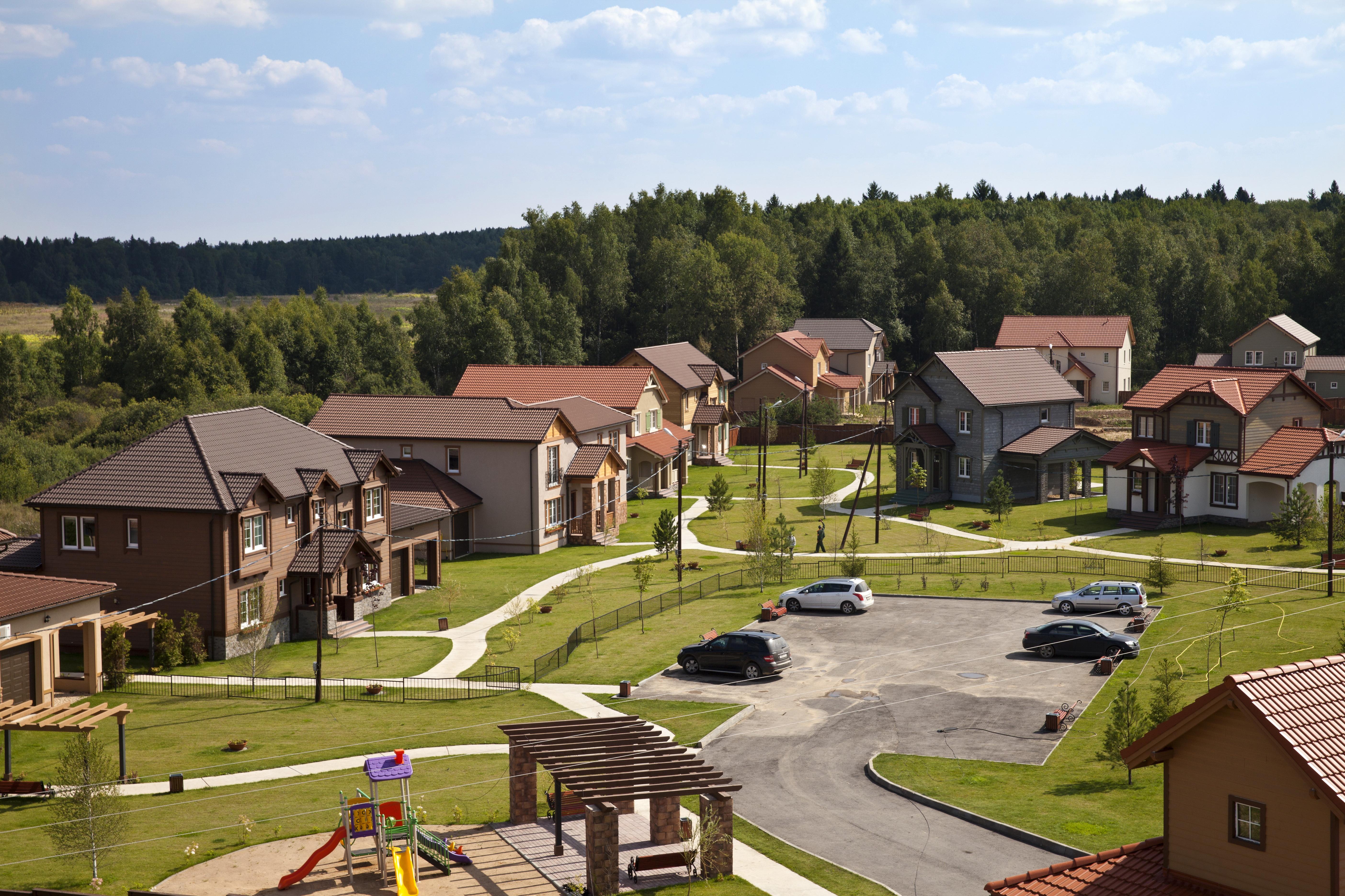 В Подмосковье зафиксирован всплеск спроса на посуточную аренду домов