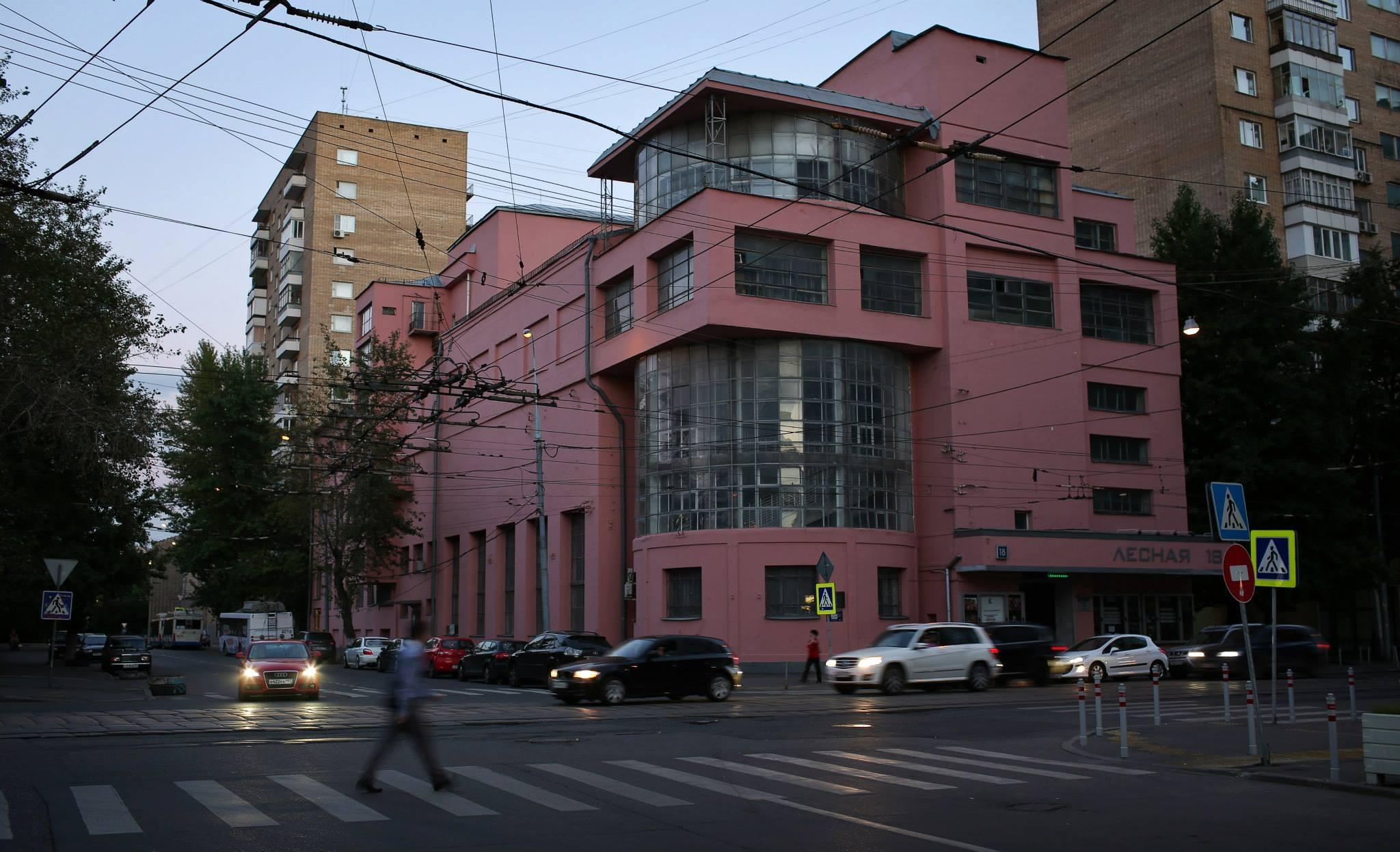 Износ конструктивистских зданий в Москве достигает 100%