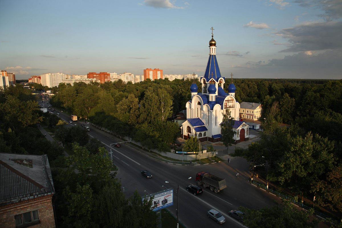 Подмосковные власти считают, что проекты жилой застройки должны включать в себя места для храмов