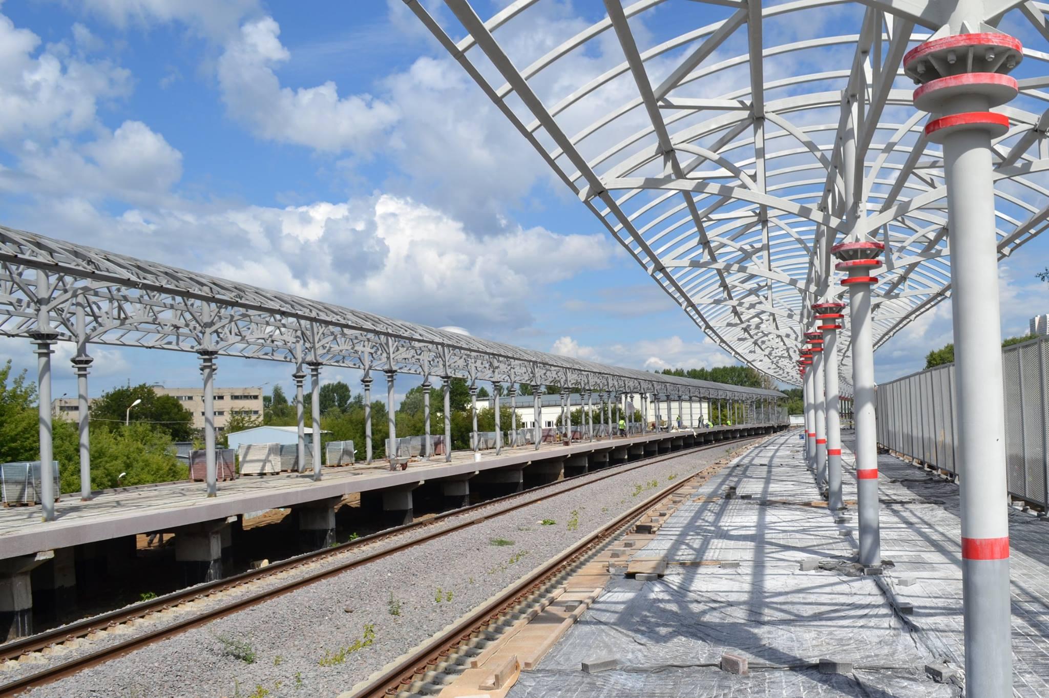 Для интеграции железных дорог с МКЖД появятся дополнительные станции