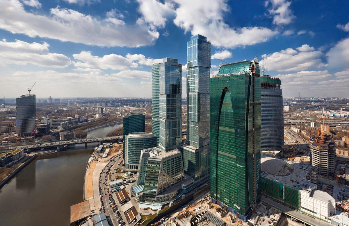 Осенью начнется возведение жилого двойника «Москва-Сити»