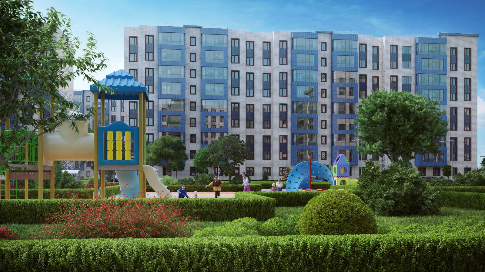 Для покупателей квартир в ЖК «Пироговская Ривьера» наступило суперлето!