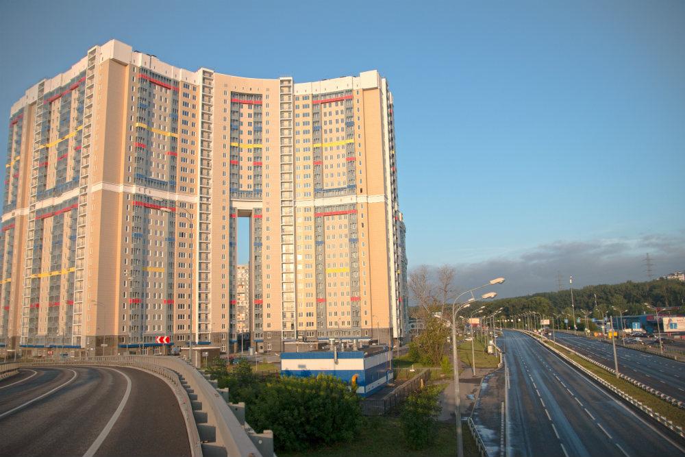 В «Спасском мосту» распродают остатки квартир в готовом доме
