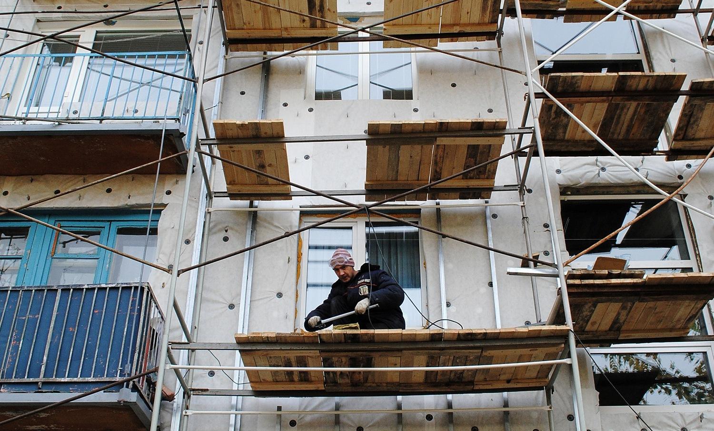За два года в России капитально отремонтировали 30 тысяч домов