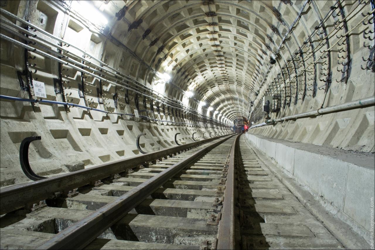 Основные работы на линии метро до «Рассказовки» закончат 2017 году