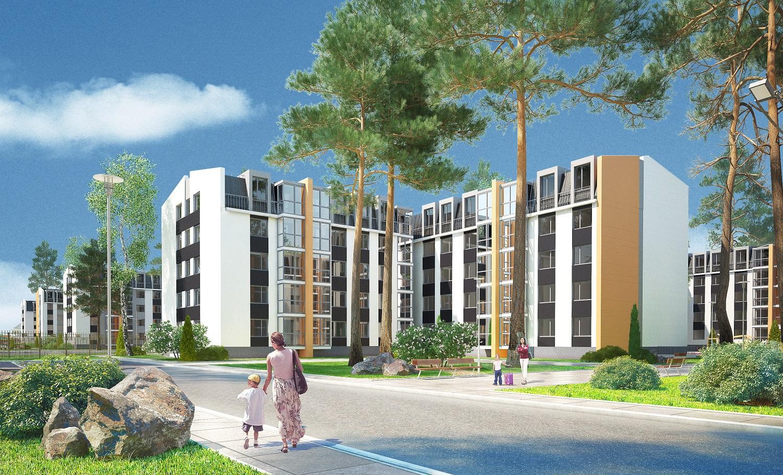 Акция от финского концерна «ЮИТ»: бери ипотеку летом