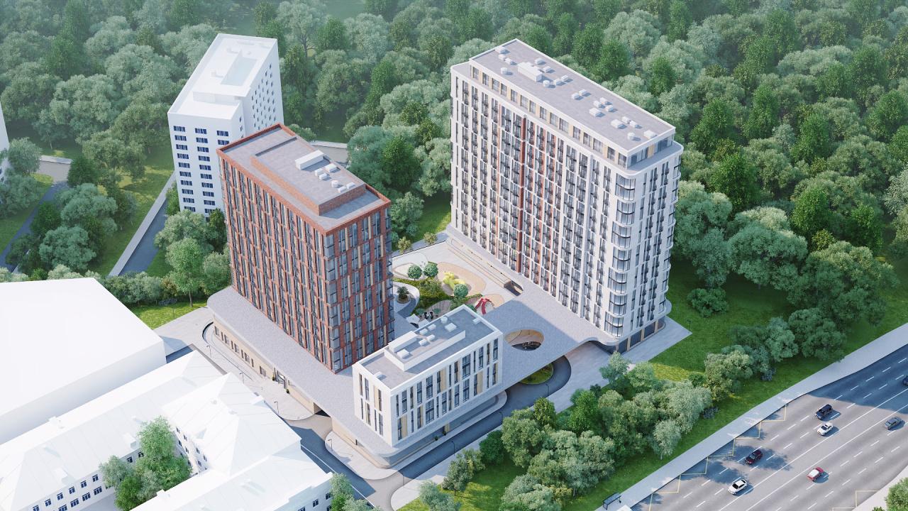 Жилье для студентов оценили минимум в 2,9 млн рублей